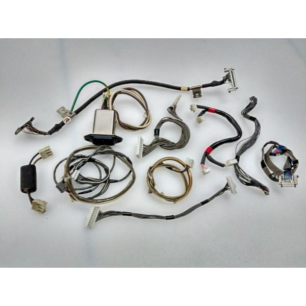 SET DE 9 CABLES + ENTRADA DE CORRIENTE ORIGINAL PARA TV SONY KDL-40V3000 - RECUPERADO