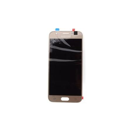 PANTALLA LCD DISPLAY + TACTIL ORIGINAL PARA SAMSUNG GALAXY J3 J330F 2017 - ORO