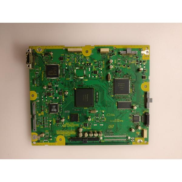PLACA BASE MAIN MOTHERBOARD TNPA3756CC PARA TV PANASONIC TH-42PA60E - RECUPERADA