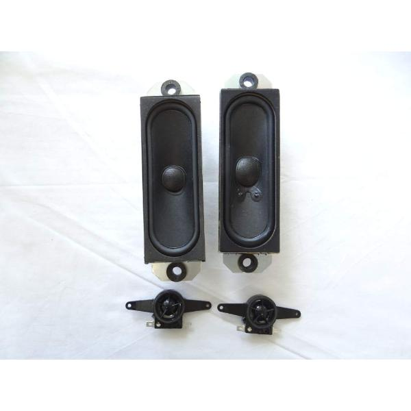 SET DE ALTAVOCES ORIGINAL EAB30829201 PARA TV LG 42PC1D - RECUPERADO