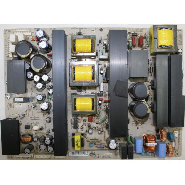 FUENTE DE ALIMENTACION POWER SUPPLY BOARD 68719PT299 PARA TV LG 42PC1D - RECUPERADA