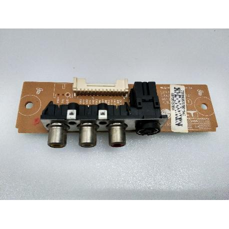 MODULO ENTRADA DE VIDEO SIDE AV BOARD EBR36727801 PARA TV LG 37LC55 - RECUPERADO