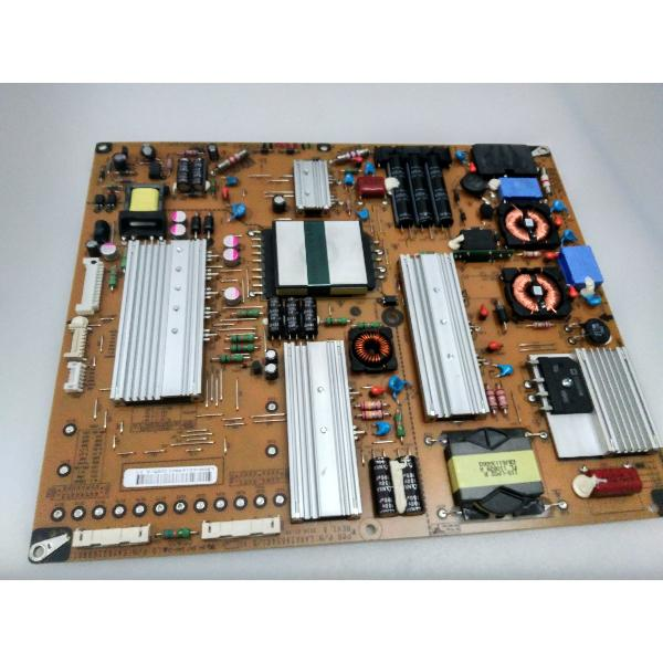 FUENTE DE ALIMENTACION POWER SUPPLY BOARD EAX628654018 REV1.0 EAY62169801 PARA TV LG 37LW605S - RECUPERADA