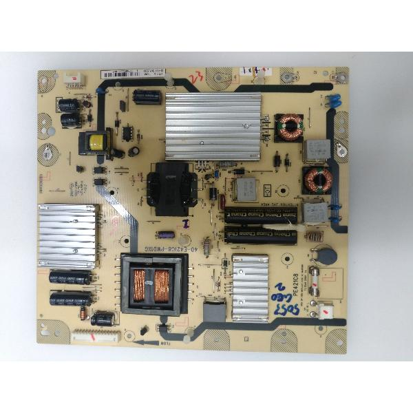 FUENTE DE ALIMENTACIÓN POWER SUPPLY PE421CB PARA TV TCL U49S7606DS - RECUPERADA