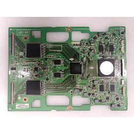 PLACA T-CON BOARD EAX62110705 (0) PARA TV LG 42LX6500 - RECUPERADA