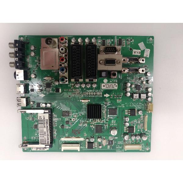 PLACA BASE MAIN BOARD EBR59163141005 TV LG 42PQ2000 - RECUPERADA