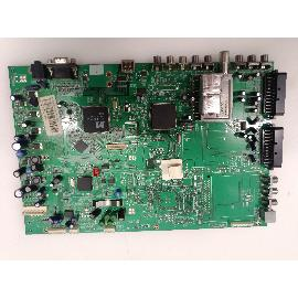 PLACA BASE MAIN BOARD Z1J190R-6 PARA TV OKI 32JHR - RECUPERADA