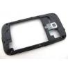 Carcasa Intermedia con Lente de Camara Original Samsung Galaxy Ace 2 i8160 Negra