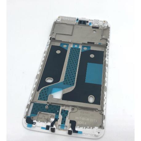 CARCASA FRONTAL DE LCD PARA ONEPLUS 5 - BLANCA