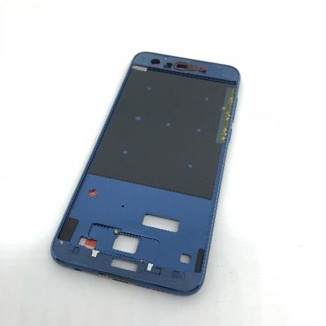 CARCASA FRONTAL DE LCD PARA HUAWEI HONOR 9 - AZUL