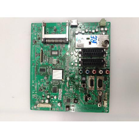 PLACA BASE MAIN BOARD EAX60686902(0) EBU60710828 PARA TV LG 42LF2510 - RECUPERADA