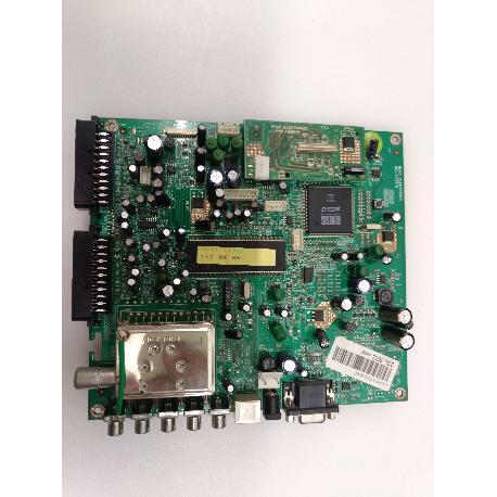 PLACA BASE MAIN BOARD QW1.190R-8 PARA TV PHILIPS 20PF4121/01 - RECUPERADA