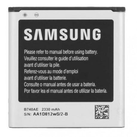 BATERIA SAMSUNG GALAXY S4 ZOOM  B740AE / SM-C1010 SM-C101  B740BE - RECUPERADA