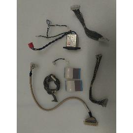 SET DE CABLES PARA TV LG 23LG3000 PARA T-CON 6870C-0195A - RECUPERADOS
