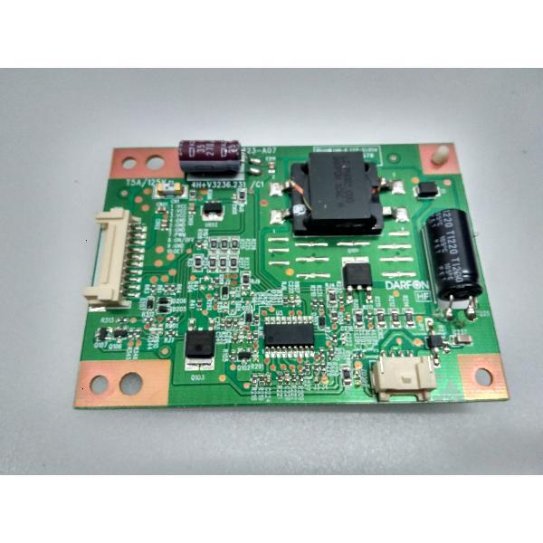 PLACA INVERTER BOARD V3236.231 /C1 PARA TV SHARP LC-32LE244E - RECUPERADA