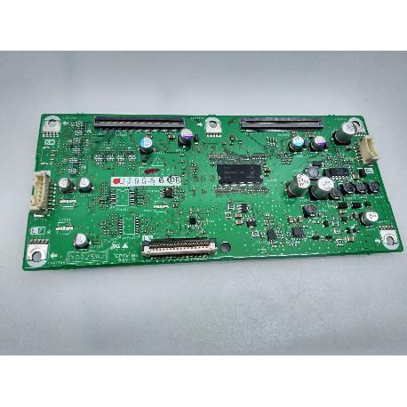 PLACA T-CON BOARD XD025WJ KD025UJ0556 PARA TV LOEWE XELOS A37 DVB - RECUPERADA