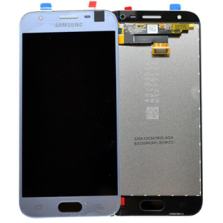 PANTALLA LCD DISPLAY + TACTIL ORIGINAL PARA SAMSUNG GALAXY J3 J330F 2017 - AZUL