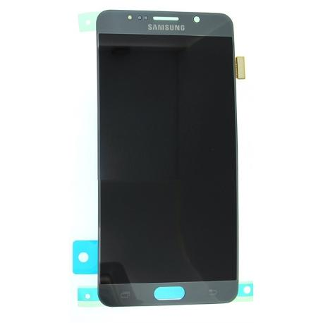 PANTALLA LCD DISPLAY + TACTIL ORIGINAL PARA SAMSUNG SM-N920F GALAXY NOTE 5 - PLATA