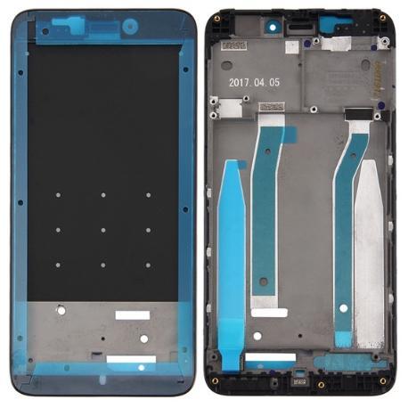 CARCASA FRONTAL DE LCD PARA XIAOMI REDMI 4X - NEGRA