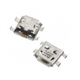 Conector Carga Micro Usb Original BQ Aquaris 3.5, Curie 2
