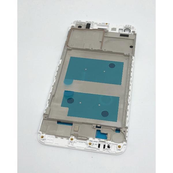 CARCASA FRONTAL DE LCD PARA HUAWEI Y6 PRO 2017, P9 LITE MINI, NOVA LITE 2017 - BLANCA