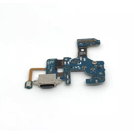MODULO DE CARGA USB TIPO-C Y MICROFONO PARA SAMSUNG N950FD NOTE 8 DUOS, N950F NOTE 8