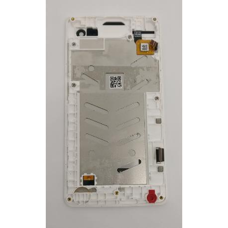 PANTALLA LCD DISPLAY + TACTIL CON MARCO ORIGINAL PARA ACER LIQUID M220 - RECUPERADA