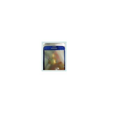 CRISTAL VENTANA GORILA GLASS SAMSUNG GALAXY S5 AZUL METALICO