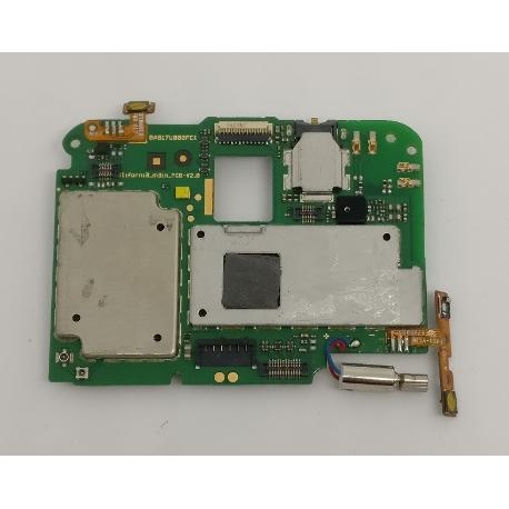 PLACA BASE ORIGINAL PARA ALCATEL ONE TOUCH IDOL MINI OT-6012X (ORANGE HIRO) - RECUPERADA