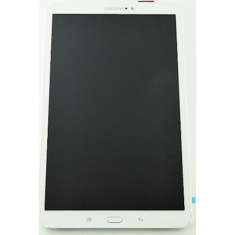 PANTALLA LCD DISPLAY + TACTIL COMPATIBLE PARA SAMSUNG T580, T585 GALAXY TAB A - BLANCA