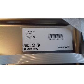 "BLOQUE PANTALLA LCD PANEL 42"" LC420EUF (SD) (F1) PARA TV LG 40LW650S - RECUPERADO"