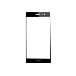 Pantalla de Cristal para Huawei Ascend P7 Negra
