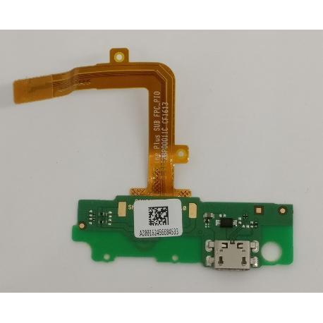 MODULO CONECTOR DE CARGA CON FLEX ORIGINAL PARA ALCATEL POP 4S 5095 - RECUPERADO