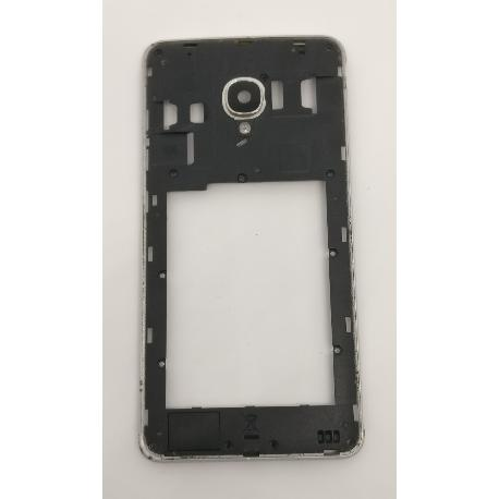 CARCASA INTERMEDIA ORIGINAL PARA ALCATEL POP UP 6044 - RECUPERADA