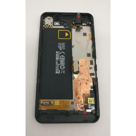 PANTALLA COMPLETA LCD DISPLAY + TACTIL ORIGINAL PARA BLACKBERRY Z10 - RECUPERADA