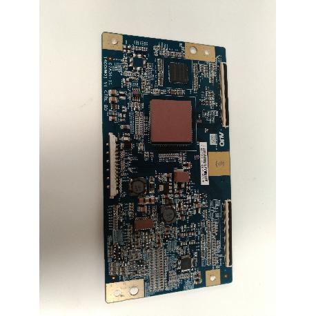 PLACA T-CON BOARD 07A34-1C T400HW01 V1 PARA TV SONY KDL-40V3000 - RECUPERADA