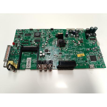 PLACA BASE MAIN BOARD 17MB12-3 V2 1106008 PARA TV OKI TVV32T2 - RECUPERADA