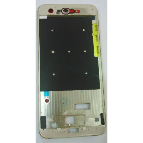 CARCASA FRONTAL DE LCD PARA HUAWEI HONOR 9 - ORO