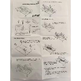 MODULO/MOLDE UNIVERSAL DE REPARAR LCD PARA PROFESIONALES