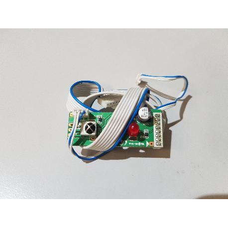 PLACA SENSOR IR BN41-00990A REV: 0.7 PARA SAMSUNG LE40B530P7W - RECUPERADA
