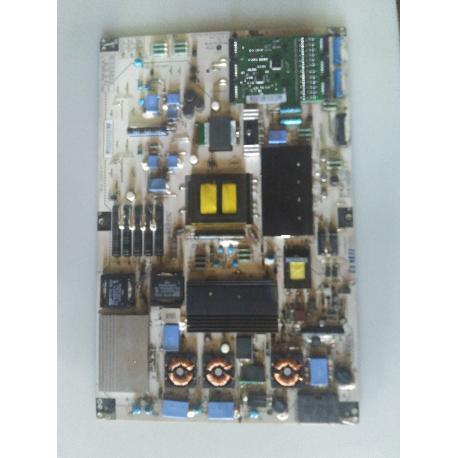 FUENTE ALIMENTACION POWER SUPPLY BOARD EAY60803102 PARA TV LG 42LE4500 - RECUPERADA
