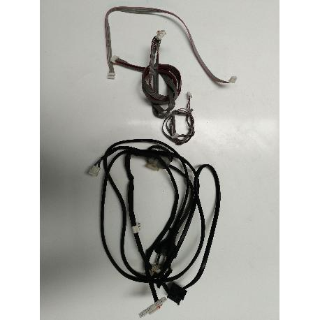 SET DE CABLES PARA TV THOMSON 40FS3246C - RECUPERADOS