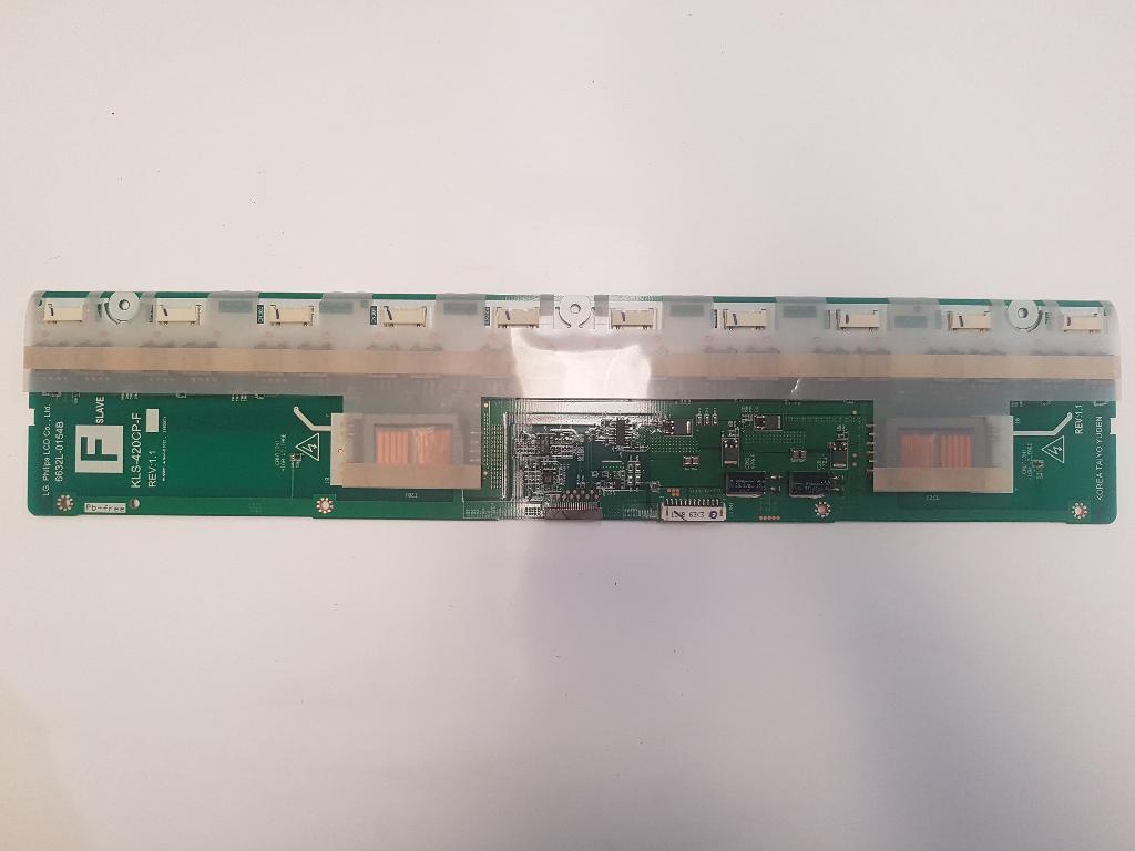 Paca Inverter Board KLS-420CP-F 6632L-0154B Para TV LG M4200C-BA -  Recuperada