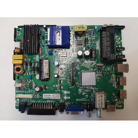 PLACA BASE MAIN MOTHER BOARD TP.S506.PB801B PARA TV TD SYSTEMS K40DLT3F - RECUPERADA
