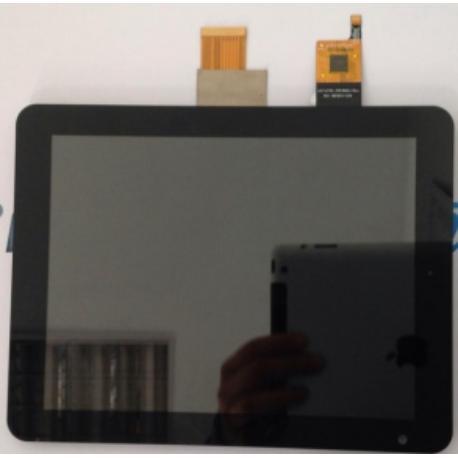 "PANTALLA LCD DISPLAY + TACTIL PARA TABLET BQ CURIE , BQ CURIE 2 DE 8"" - RECUPERADA"