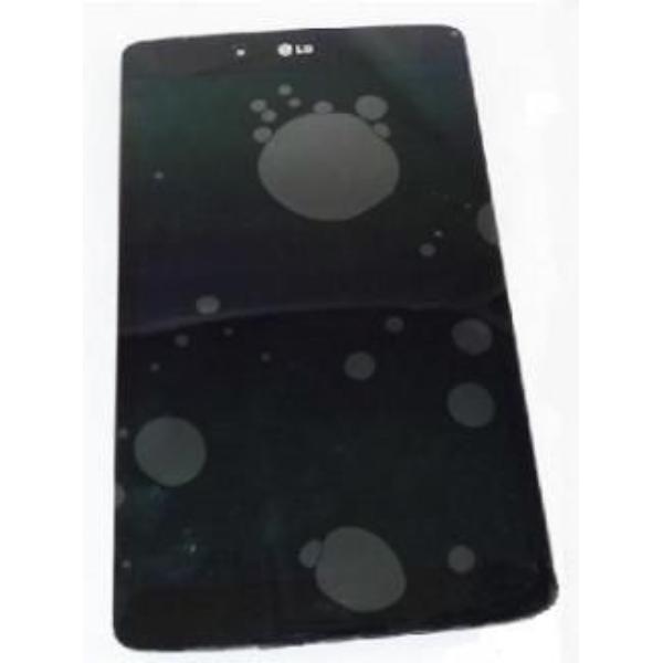 PANTALLA TACTIL + LCD DISPLAY CON MARCO ORIGINAL LG G PAD 8.0 V490 V480 - RECUPERADA
