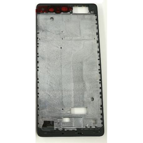 CARCASA MARCO FRONTAL DE LCD PARA HUAWEI P9 PLUS - NEGRA