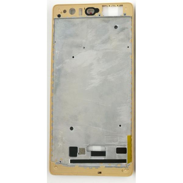CARCASA MARCO FRONTAL DE LCD PARA HUAWEI P9 PLUS - ORO
