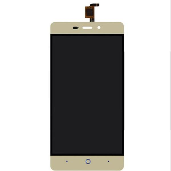 REPUESTO PANTALLA LCD DISPLAY + TACTIL ZTE BLADE X3 A452 Q519T Q519 - ORO DORADA