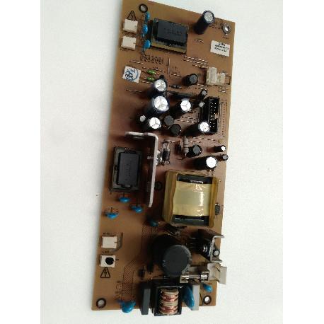 FUENTE DE ALIMENTACIN POWER SUPPLY 17IPS02-2 PARA TV ELECTRION LCD19752 - RECUPERADA